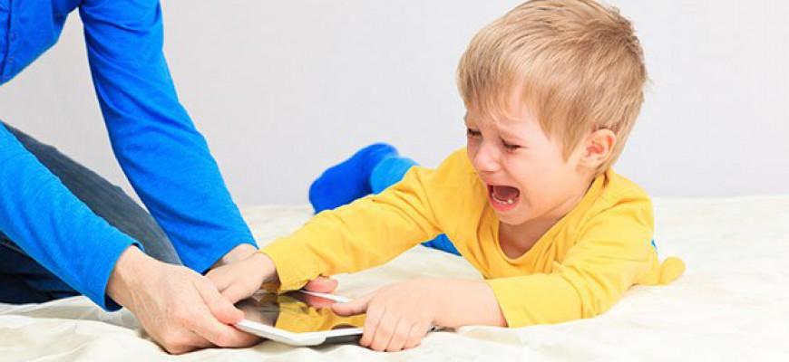 Los Berrinches en los Niños