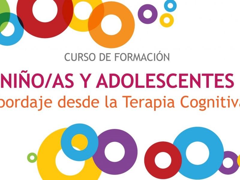 Terapia cognitiva con niños/as y adolescentes.
